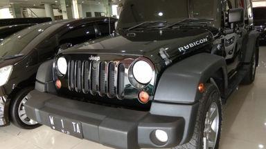 2012 Jeep Wrangler RUBICON - Siap Pakai Mulus Banget