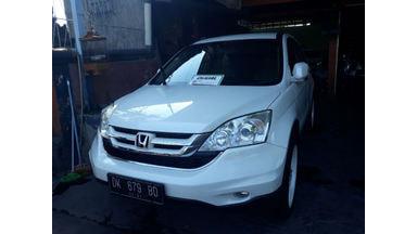 2011 Honda CR-V at - Kondisi Ciamik