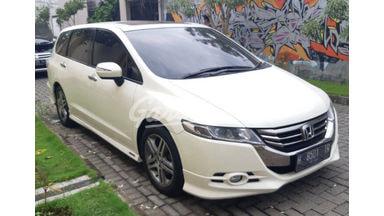2012 Honda Odyssey Prestige
