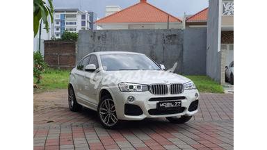 2015 BMW X4 xDrive