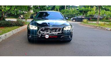 2016 BMW 5 Series 520i Luxury