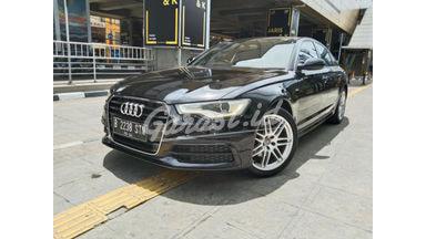 2012 Audi A6 S LINE