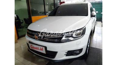 2015 Volkswagen Tiguan TSI - Langsung Tancap Gas