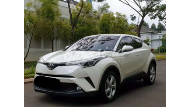 2018 Toyota C-HR at - SIAP PAKAI !
