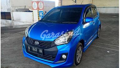 2017 Daihatsu Sirion at - kredit bisa di bantu