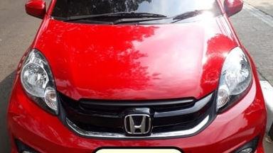 2017 Honda Brio Satya E CVT - Over kredit 55jt