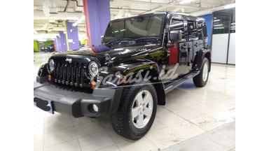 2012 Jeep Wrangler Sahara CRD - Sangat Istimewa Seperti Baru