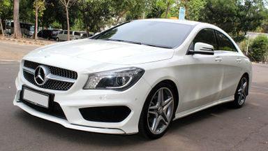 2014 Mercedes Benz CLA-Class AMG Sport - Kondisi Istimewa