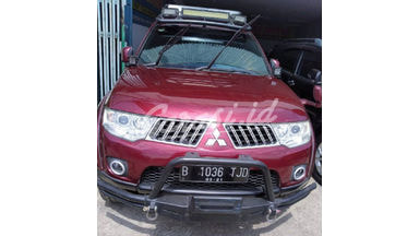 2011 Mitsubishi Pajero exceed