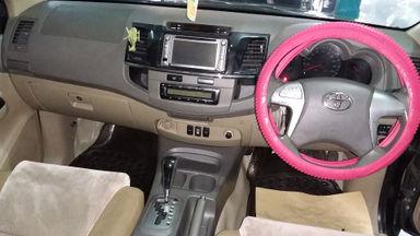2011 Toyota Fortuner G - Unit Siap Pakai (s-6)