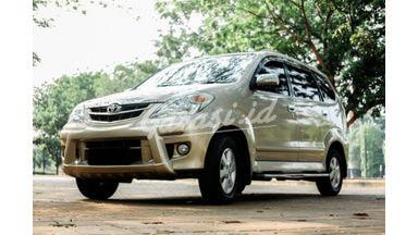 2007 Toyota Avanza G - DIJUAL CEPAT HARGA NEGO