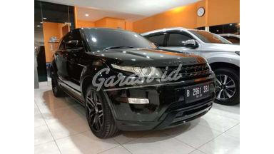 2012 Land Rover Range Rover Evoque Dynamic Lux