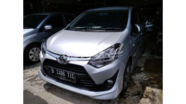 2019 Toyota Agya G TRD