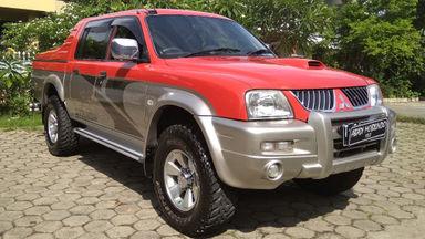 2007 Mitsubishi Strada gls - Dijual Cepat, Harga Bersahabat