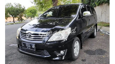 2012 Toyota Kijang Innova G dsl - Favorit Dan Istimewa
