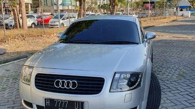 2000 Audi TT Coupe - Sangat Istimewa