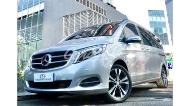 2016 Mercedes Benz Viano V220 D