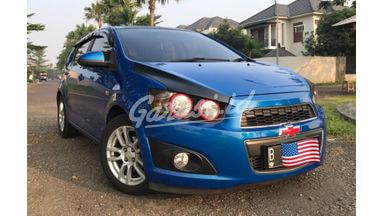 2013 Chevrolet Aveo LT