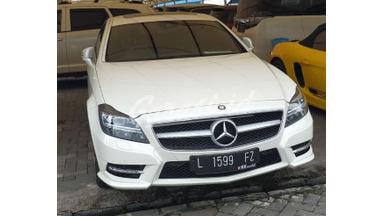 2013 Mercedes Benz CLS CLS350 - Unit Bagus Bukan Bekas Tabrak