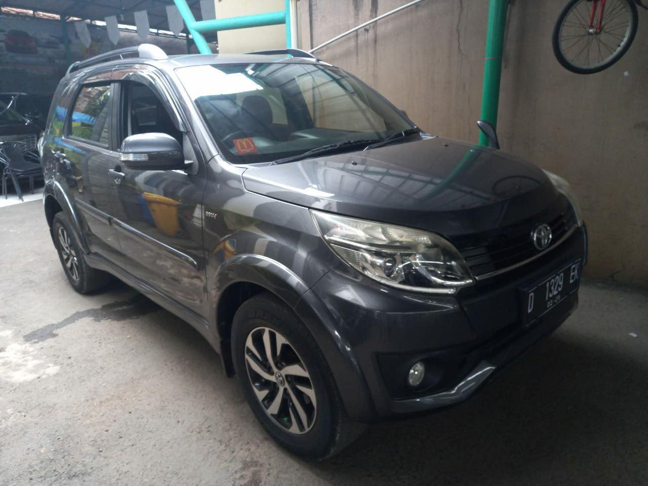2015 Toyota Rush G
