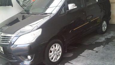 2012 Toyota Kijang Innova G - Bersih Rapi Mulus Pajak Panjang (s-7)