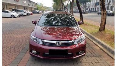 2012 Honda Civic at - Siap Pakai