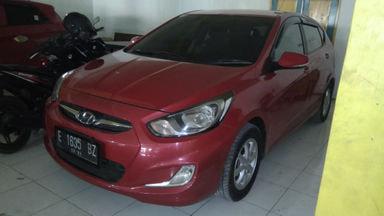 2012 Hyundai Avega G - Kondisi Ciamik