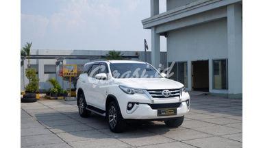 2016 Toyota Fortuner SRZ - Mobil Pilihan