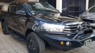2018 Toyota Hilux E