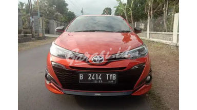 2018 Toyota Yaris TRD - Barang Mulus