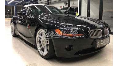 2003 BMW Z4 e85 V6 - Terawat Siap Pakai