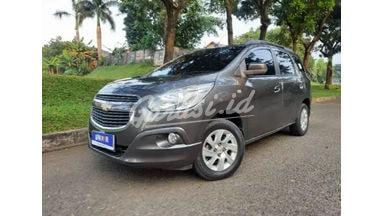 2014 Chevrolet Spin LTZ