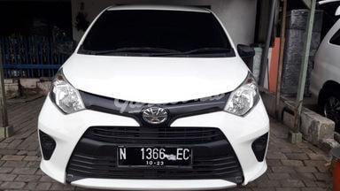 2018 Toyota Calya E