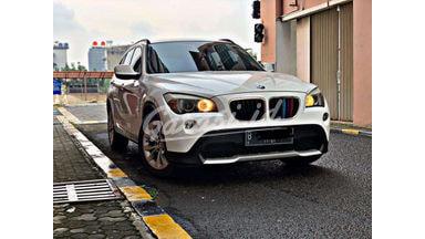 2011 BMW X1 1.8 - Siap Pakai