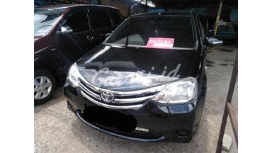 2014 Toyota Etios Valco G - Siap Pakai