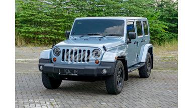2012 Jeep Wrangler JK Sahara ARTIC