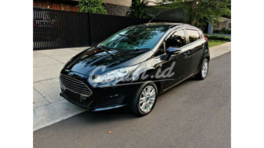 2013 Ford Fiesta Trend Facelift