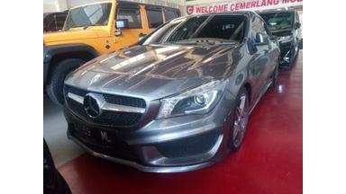 2014 Mercedes Benz CLA-Class CLA200 AMG - Barang Istimewa Dan Harga Menarik