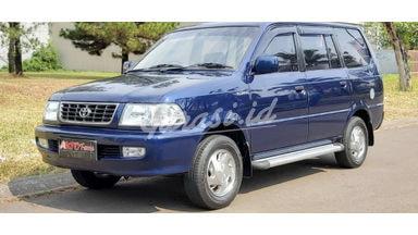2001 Toyota Kijang Lgx - Gres