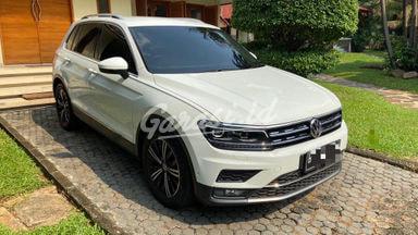 2017 Volkswagen Tiguan Tsi - Jarang Pakai