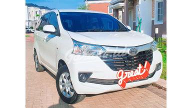 2017 Toyota Avanza E - Istimewa Siap Pakai