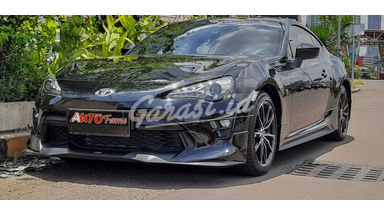 2017 Toyota FT-86 TRD Facelift - istimewa mobil sport