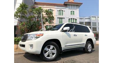 2013 Toyota Land Cruiser 4.5  ATPM - Harga Nego