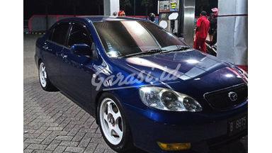 2001 Toyota Corolla Altis G