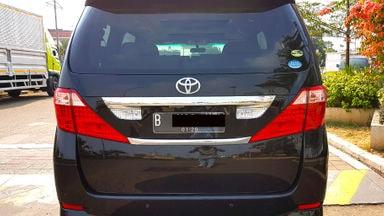 2010 Toyota Alphard X 2.4 A/T - KM 36 ribu service record toyota (s-4)