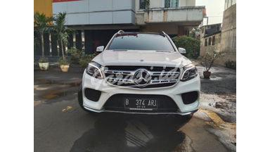 2018 Mercedes Benz GLS AMG