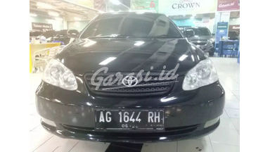 2004 Toyota Corolla Altis G - Terawat & Siap Pakai