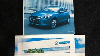 """2014 Mazda 2 R Skyactive - Thn 2014/ Pmk'15 Silver """"KM 55rb Record"""" (s-11)"""