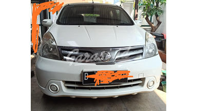 2012 Nissan Livina SV - Milik Pribadi, KM Low, Bengkel Resmi, Siap Pakai