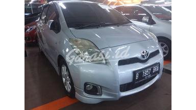 2012 Toyota Yaris E - city car keren, kondisi prima, harga oke